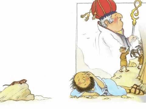 de barmhartige samaritaan verhaal
