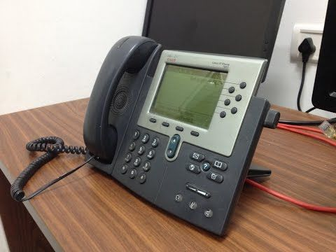 Reset Cisco IP phone to factory default - My Blog | Projects
