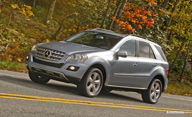 2010 Mercedes Ml350 Bluetec Review Http Www Autoguide Manufacturer