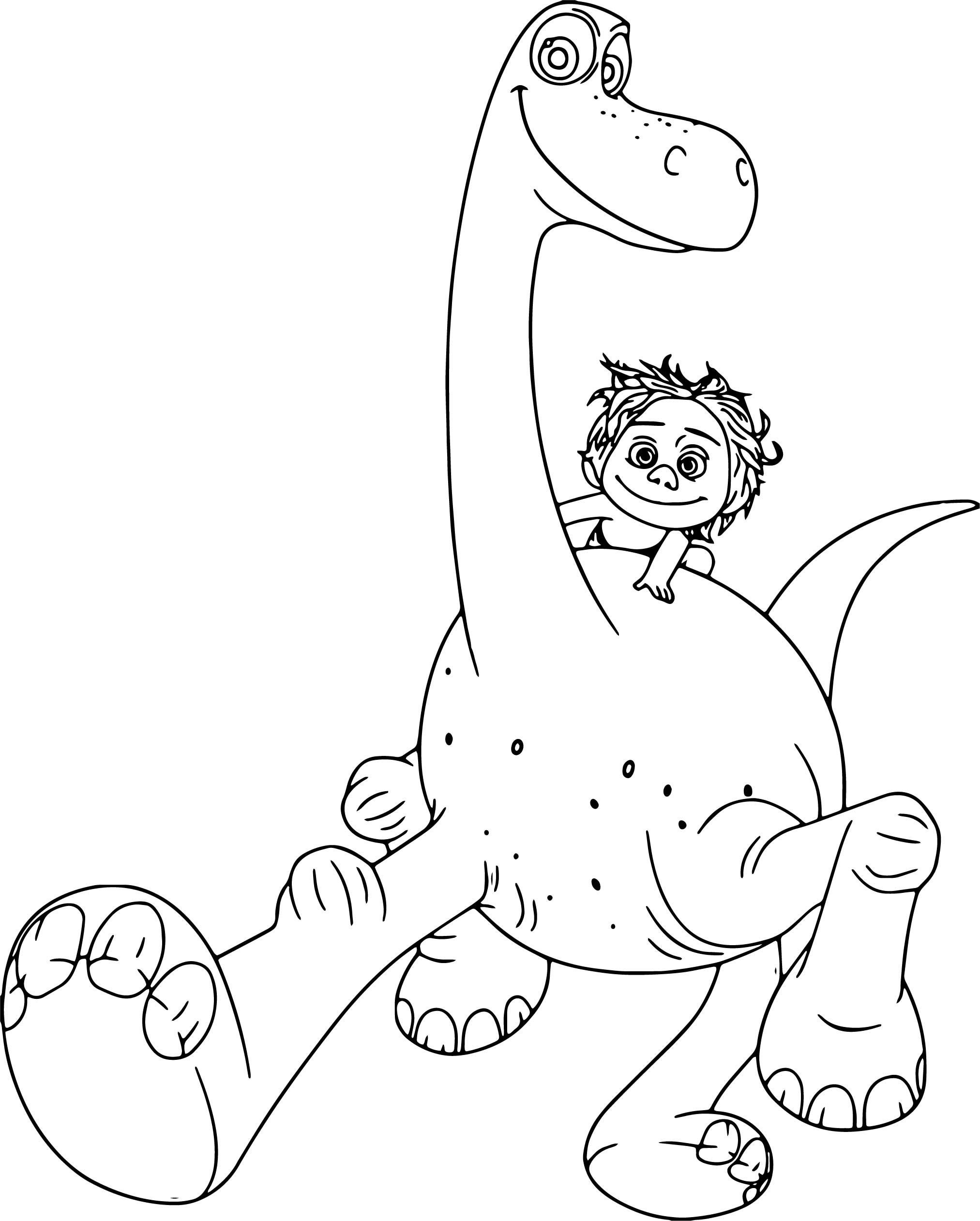 Awesome The Good Dinosaur Disney Arlo Spot With Cartoon Coloring Pages Dinosaur Coloring Pages Cartoon Coloring Pages Dinosaur Coloring
