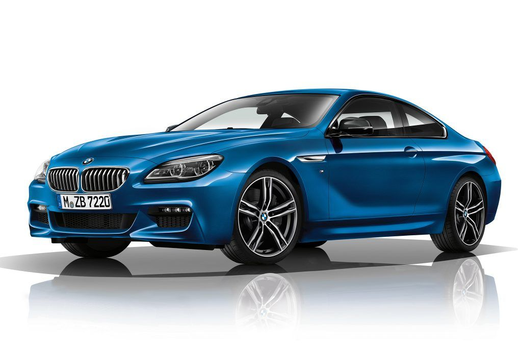 2019 Bmw 6 Series Limited Edition Concept