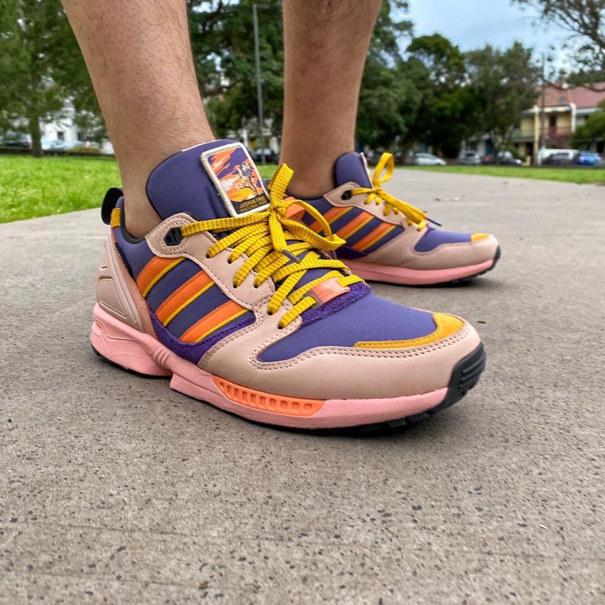 Pin En Sneakers Adidas Zx