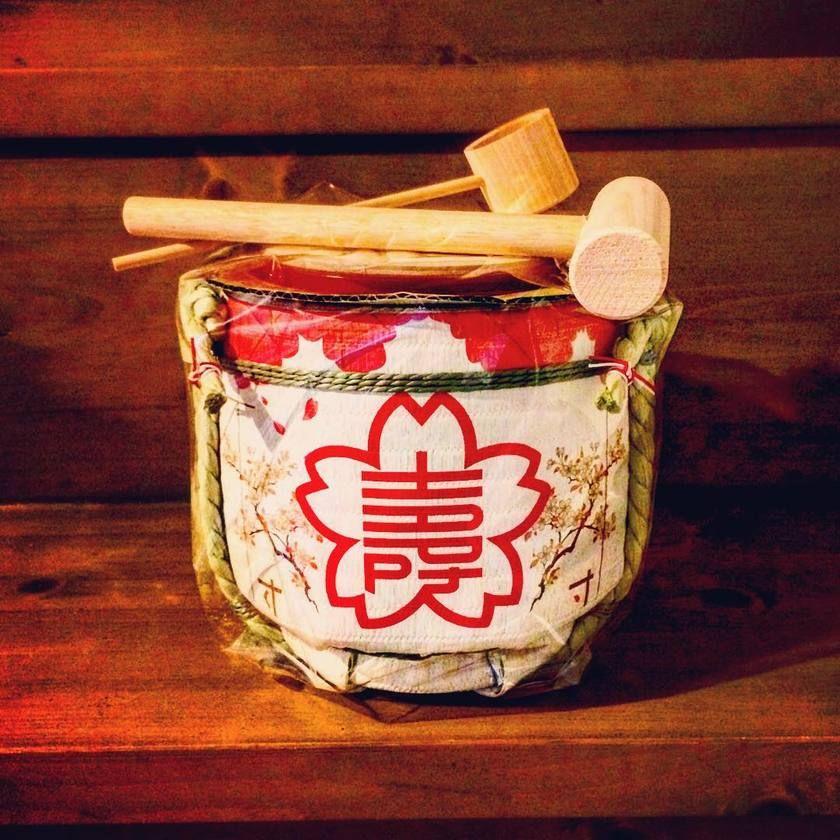 お家でも鏡開きできちゃう!『KOMODARU(こもだる)』のミニサイズ酒樽に ...