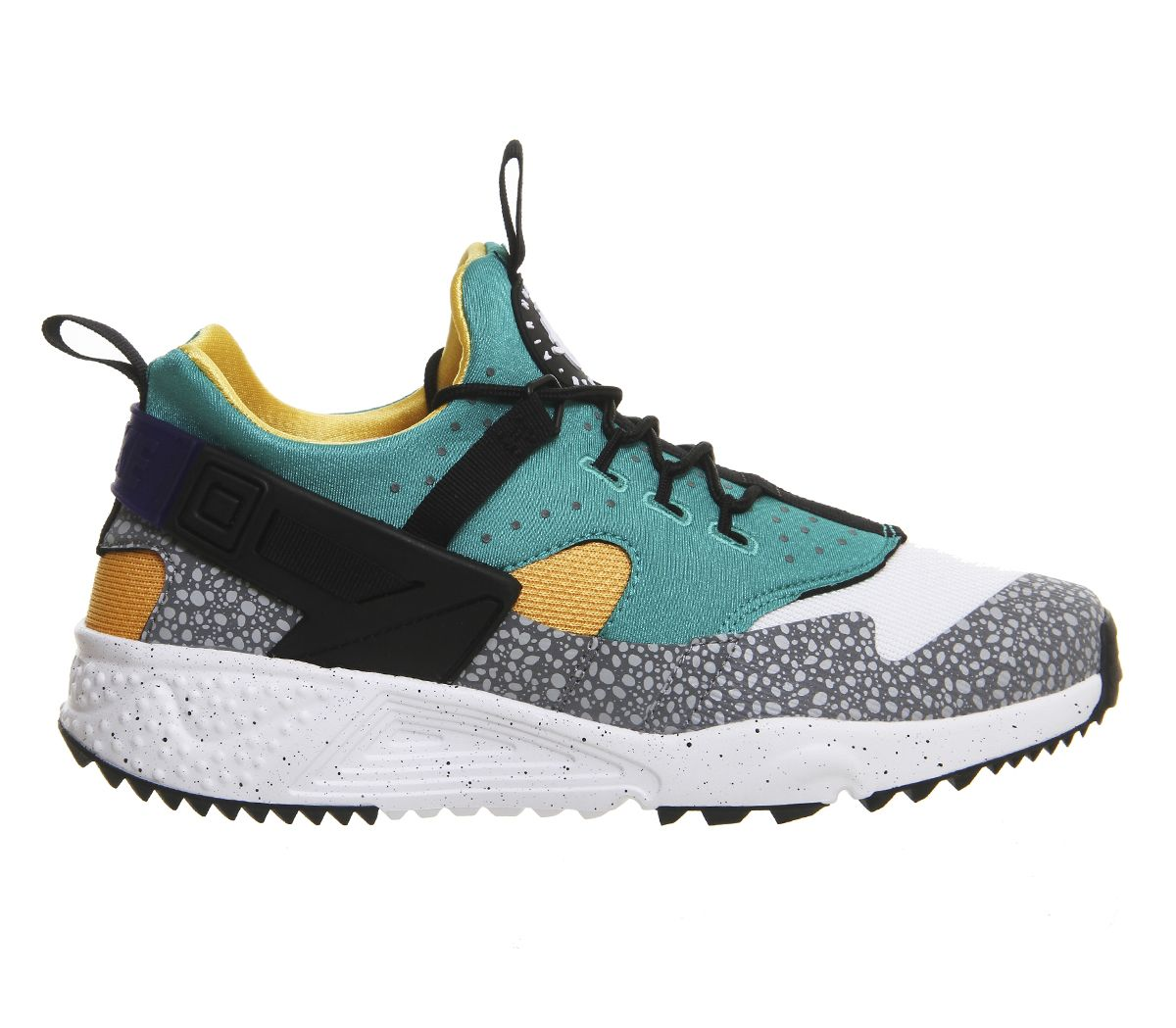 best loved ce370 f2811 Buy White Black Emerald Green Resin Cool Nike Air Huarache Utility from  OFFICE.co.uk.