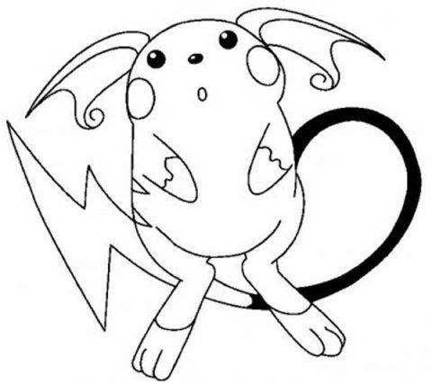 Desenhos Do Pikachu Para Imprimir E Colorir Pokemon Go Pinterest