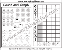 Halloween – Graphing – Picture Graph – Pictograph