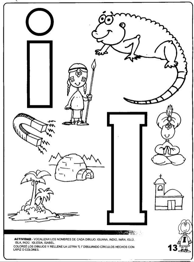 El Trompito 1 Lecto Escritura El Trompito Abc Worksheets