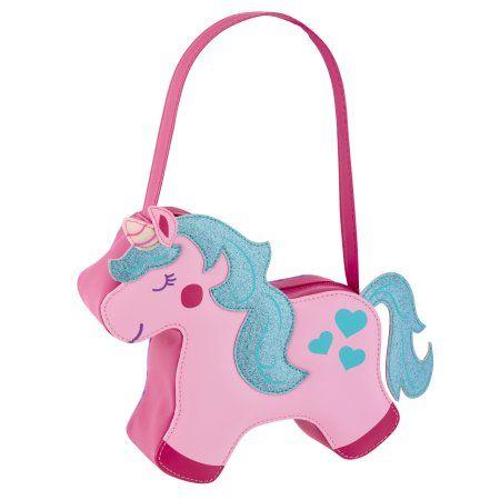 Stephen Joseph Go Go Purse Unicorn Walmart Com In 2021 Purses And Handbags Purses Bags