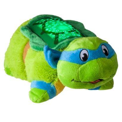 Pillow Pets Dream Lites Teenage Mutant Ninja Turtles Leonardo Animal Pillows Turtle Nursery Ninja Turtle Bedroom