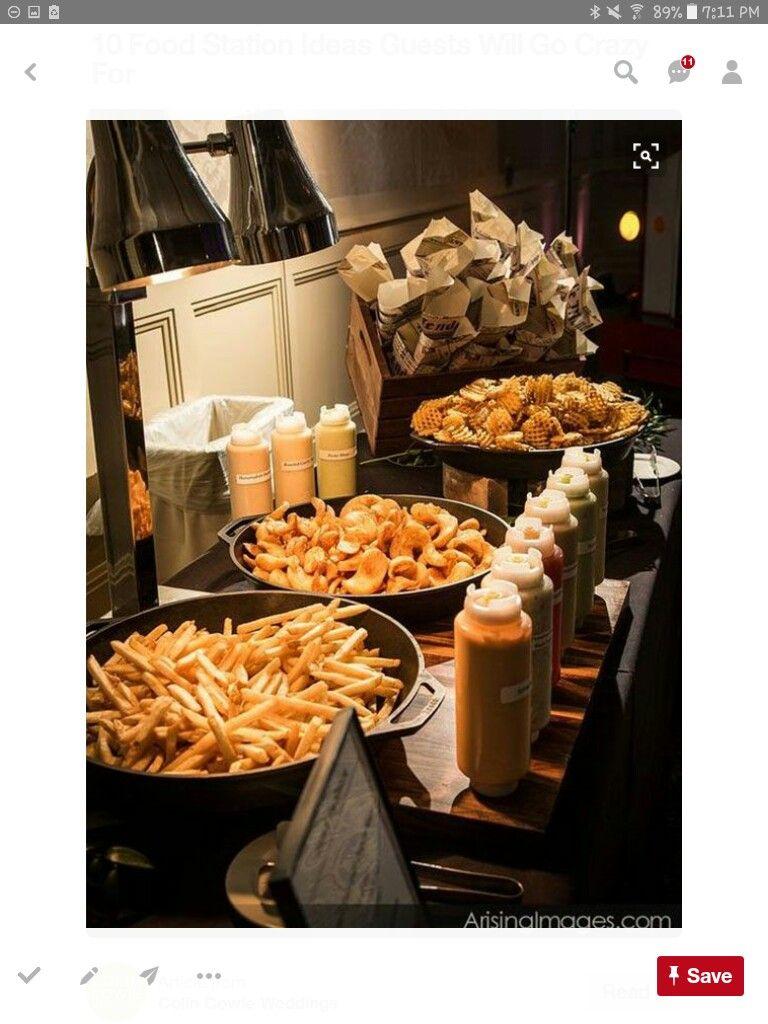 Buffet type deal for our wedding | Wedding Stuff | Pinterest