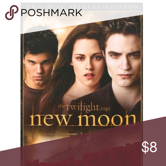 Twilight New Moon DVD Special Edition Great condition
