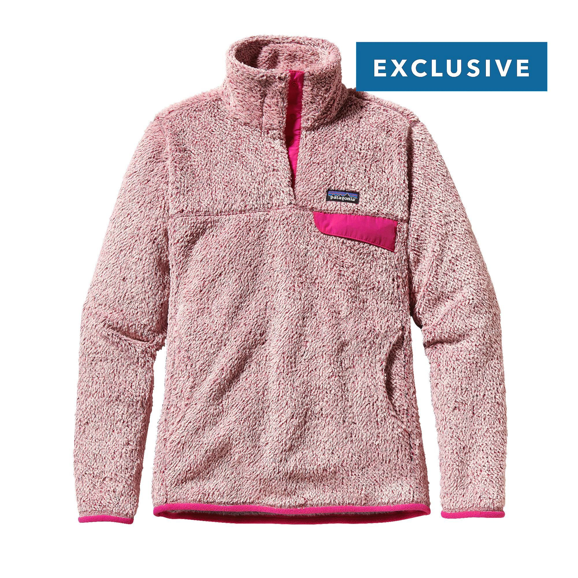 Patagonia Women's Special Edition Re-Tool Snap-T® - Made of ...