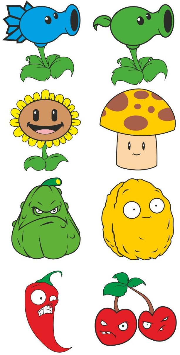 pin by crafty annabelle on plants vs zombies printables in 2018