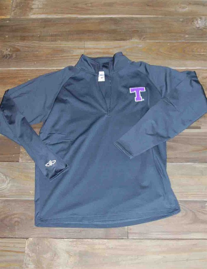 Stay warm on campus or on a run in this great new Tarleton State pullover. Perfect for every Texan - guy or girl