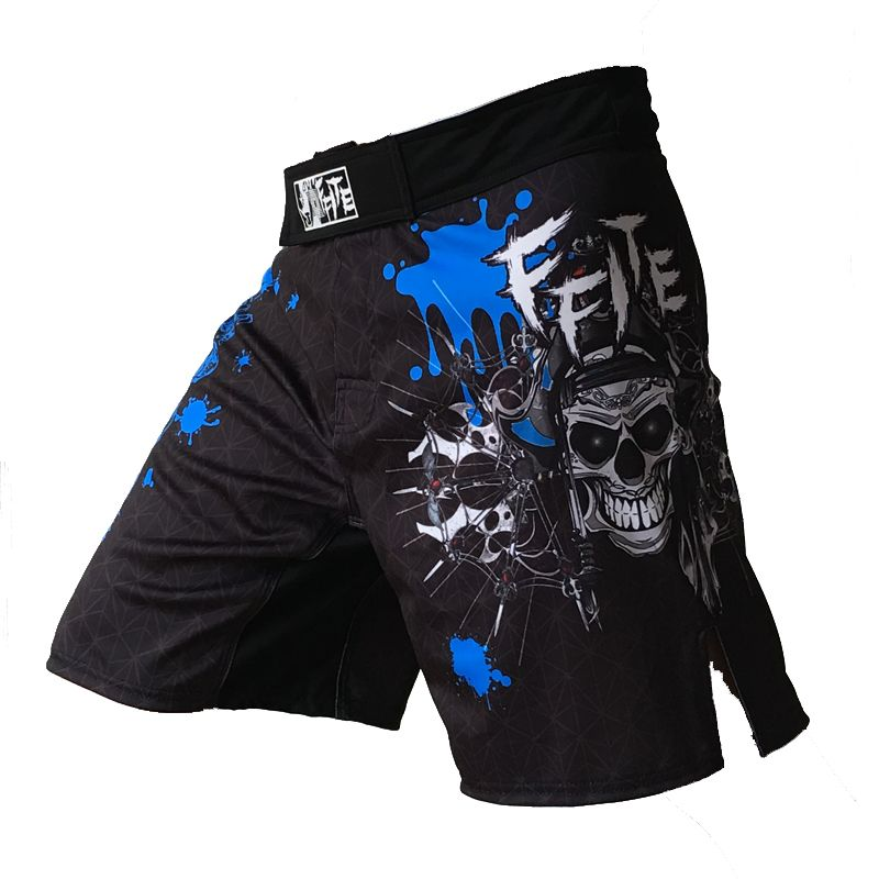 MMA Fitness Fighting Pants Martial Arts Shorts Sports Men/'s Clothing Snake