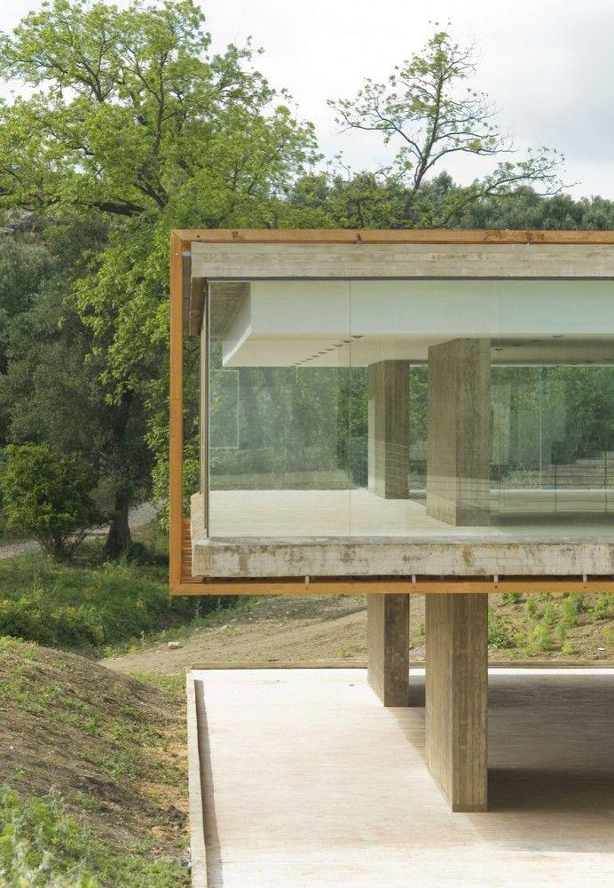 Volubilis Visitor Center / OUALALOU+CHOI Architecture Pinterest