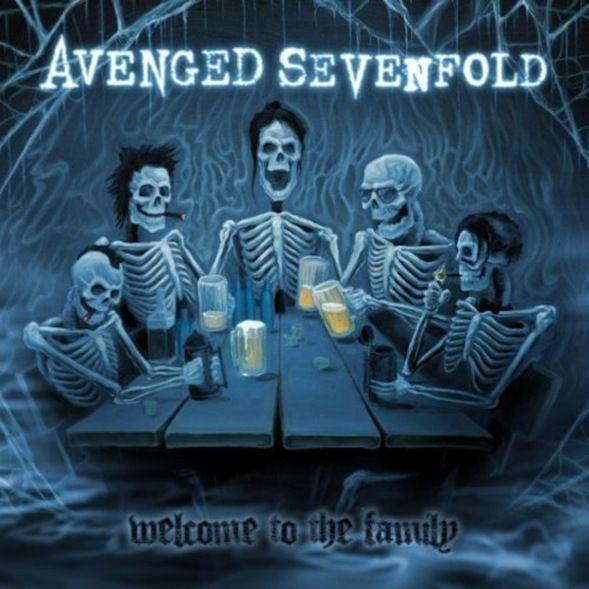 Avenged sevenfold cd cover avenged sevenfold welcome to the avenged sevenfold cd cover avenged sevenfold welcome to the family mp3 download lyrics voltagebd Gallery