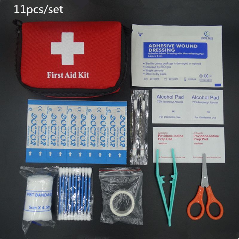 Are you prepared? http://musthavesurvivalgear.com/products/hot-sale-emergency-survival-kit-mini-family-first-aid-kit-sport-travel-kit-home-medical-bag-outdoor-car-first-aid-kit?utm_campaign=social_autopilot&utm_source=pin&utm_medium=pin