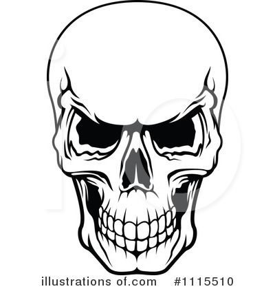 free skull clipart clip art pinterest halloween ideas rh pinterest com skull clipart images skull clipart free
