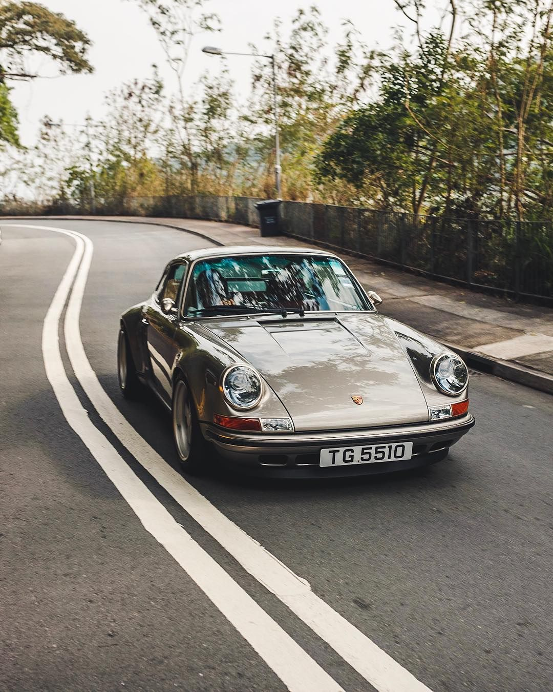 """Photo of Nick Lankester on Instagram: """"Four different Singers in two days. Only in HK ?? @singervehicledesign #singerporsche #singer911 #singer #porsche911 #porschemoment…"""""""