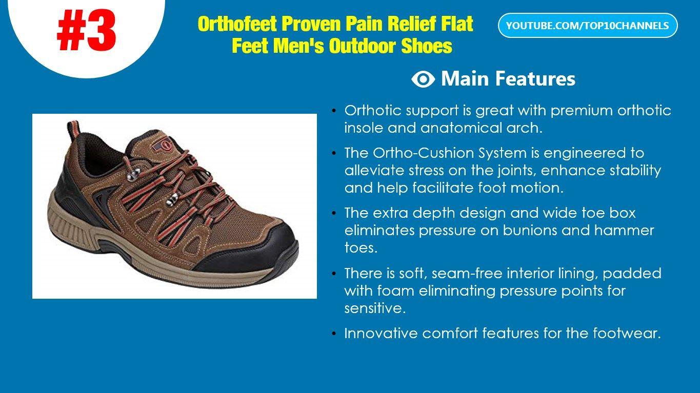 7ca8270fd2a96 Top 10 best walking shoes for plantar fasciitis 2018 - 2019. Comfortable Plantar  Fasciitis shoes. Orthopedic Diabetic Shoes.
