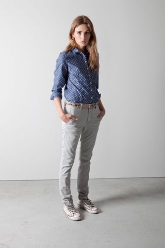 Spring Fashion German Label Closed Spring 2012 Lookbook
