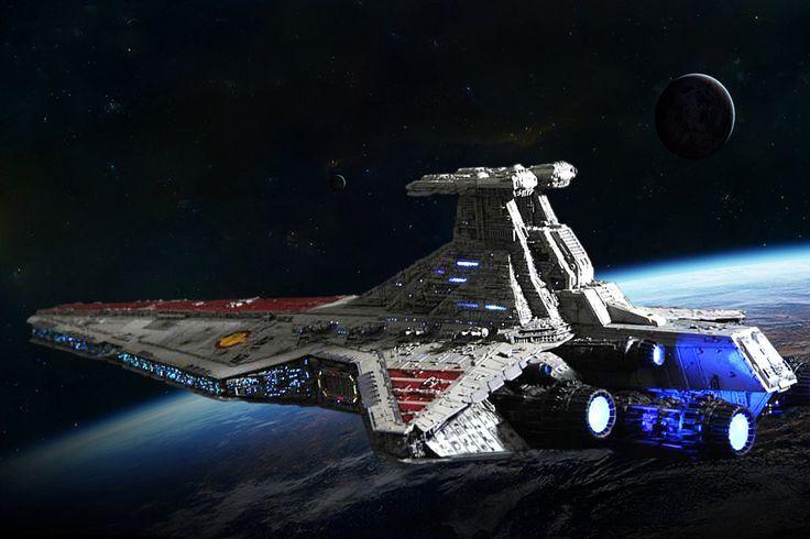 Republic Star Destroyer Star Wars Art Star Wars Ships Star Wars Images