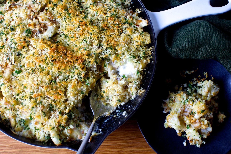 Crusty Baked Cauliflower and Farro   Rezept   eat.   Pinterest ...