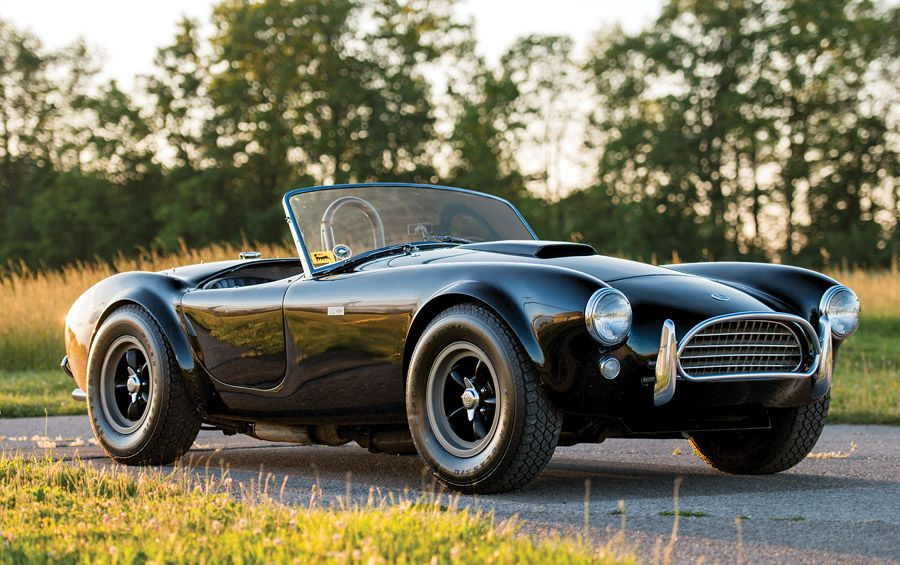 1963 Shelby Cobra 289 American Car Collector Classic