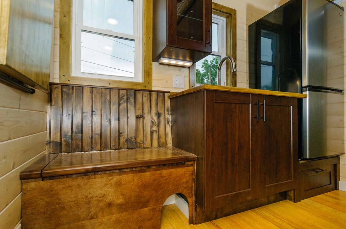 Vince And Sam S Off Grid Tiny Home Featured On Tiny House