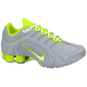 official photos 95800 b0344 Nike Shox Navina SI - Women s - Grey Atomic Red Flash Lime
