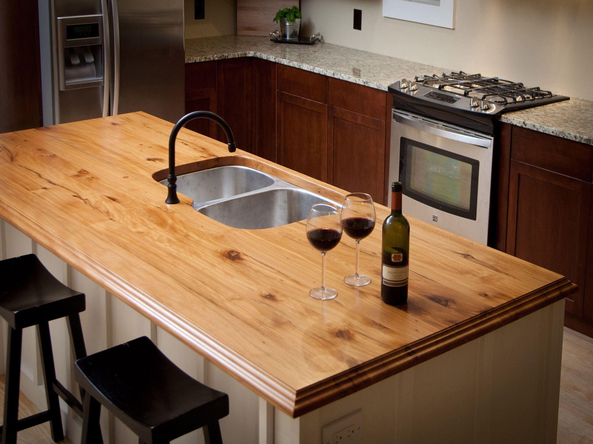 Countertops Worktop Polish Laminate Faux Wood Average Cost Of
