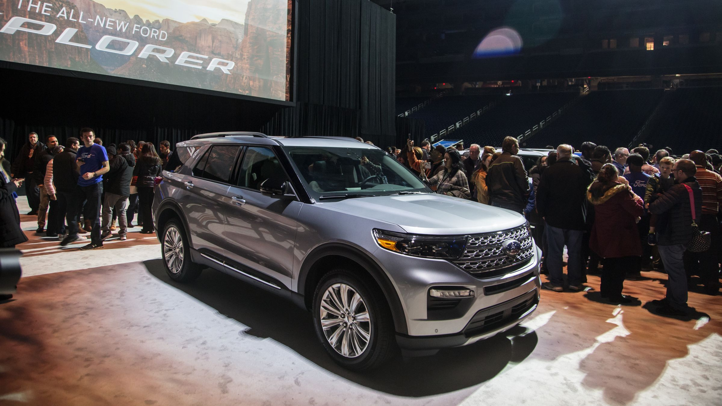 Ford just revealed 2020 Explorer What's different about