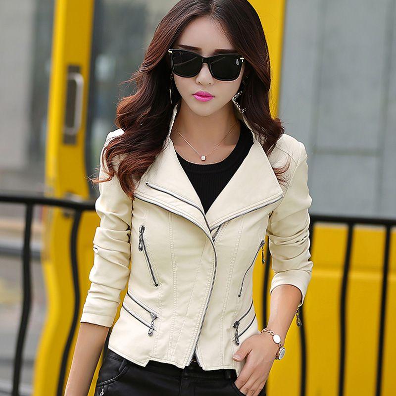 Buy Women Leather Blazers online at Leathernxg | Women Leather ...