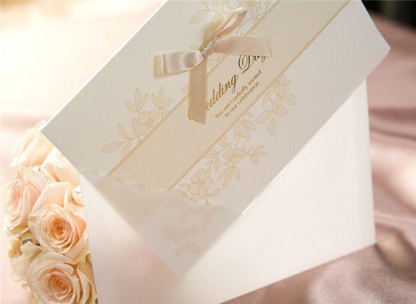 Elegant Einsteckkarten Hochzeit Einladungen Elegante