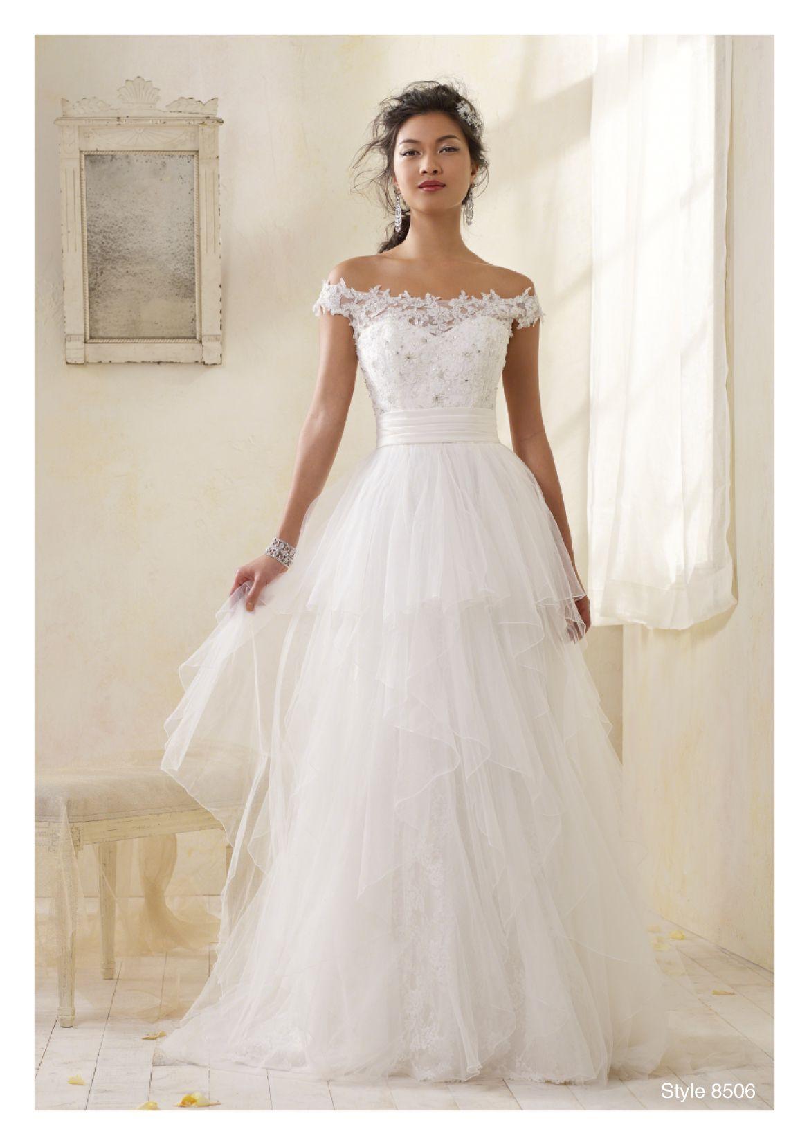 Modern vintage wedding dresses  Alfred Angelo Modern Vintage Style No  Wedding Scrapbook