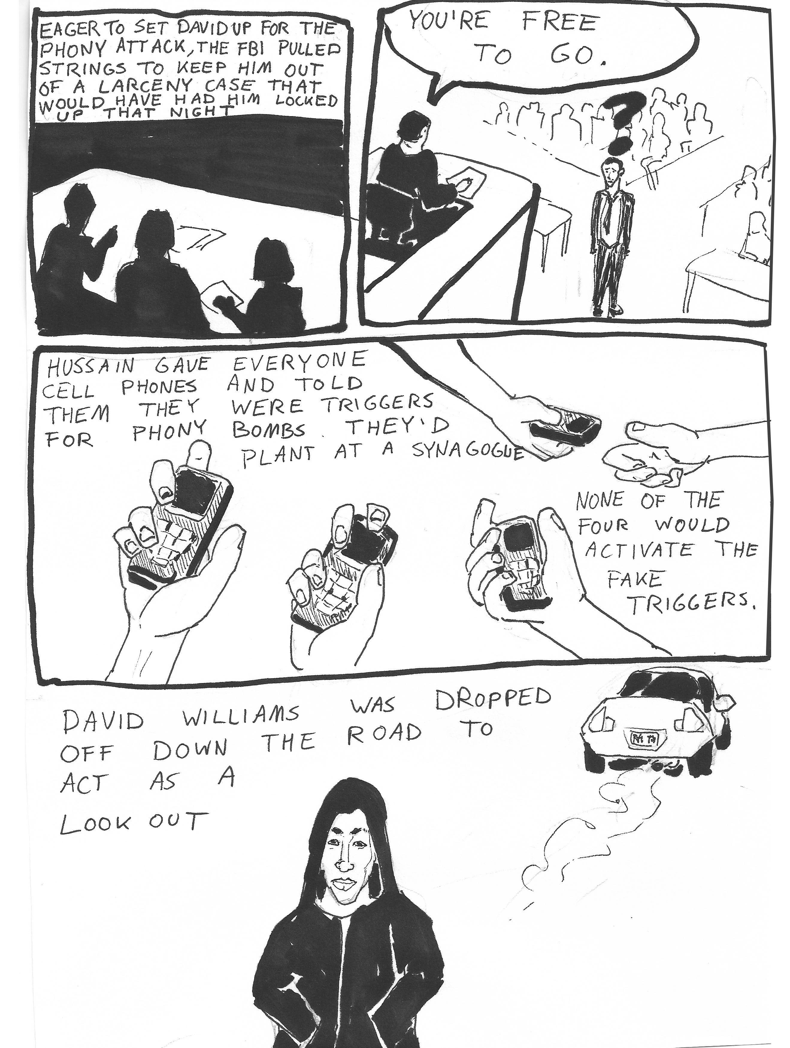 The Tragic Story of the Newburgh 4. pg.7