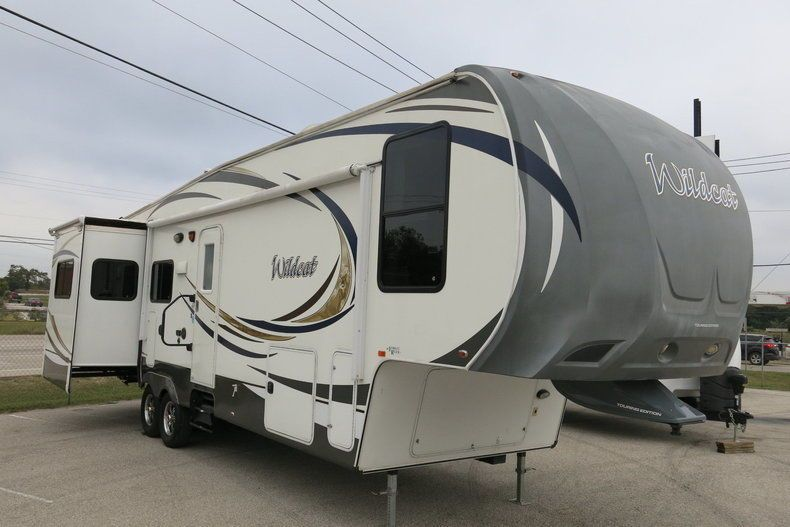 2013 Forest River Wildcat 313 5th Wheel Rv Ebay Link Other