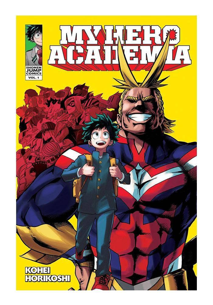 My Hero Academia Manga Online Viz