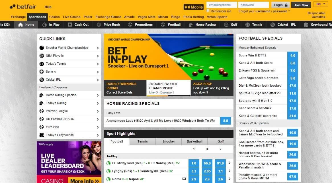 Sports betting review uk australian inplay betting