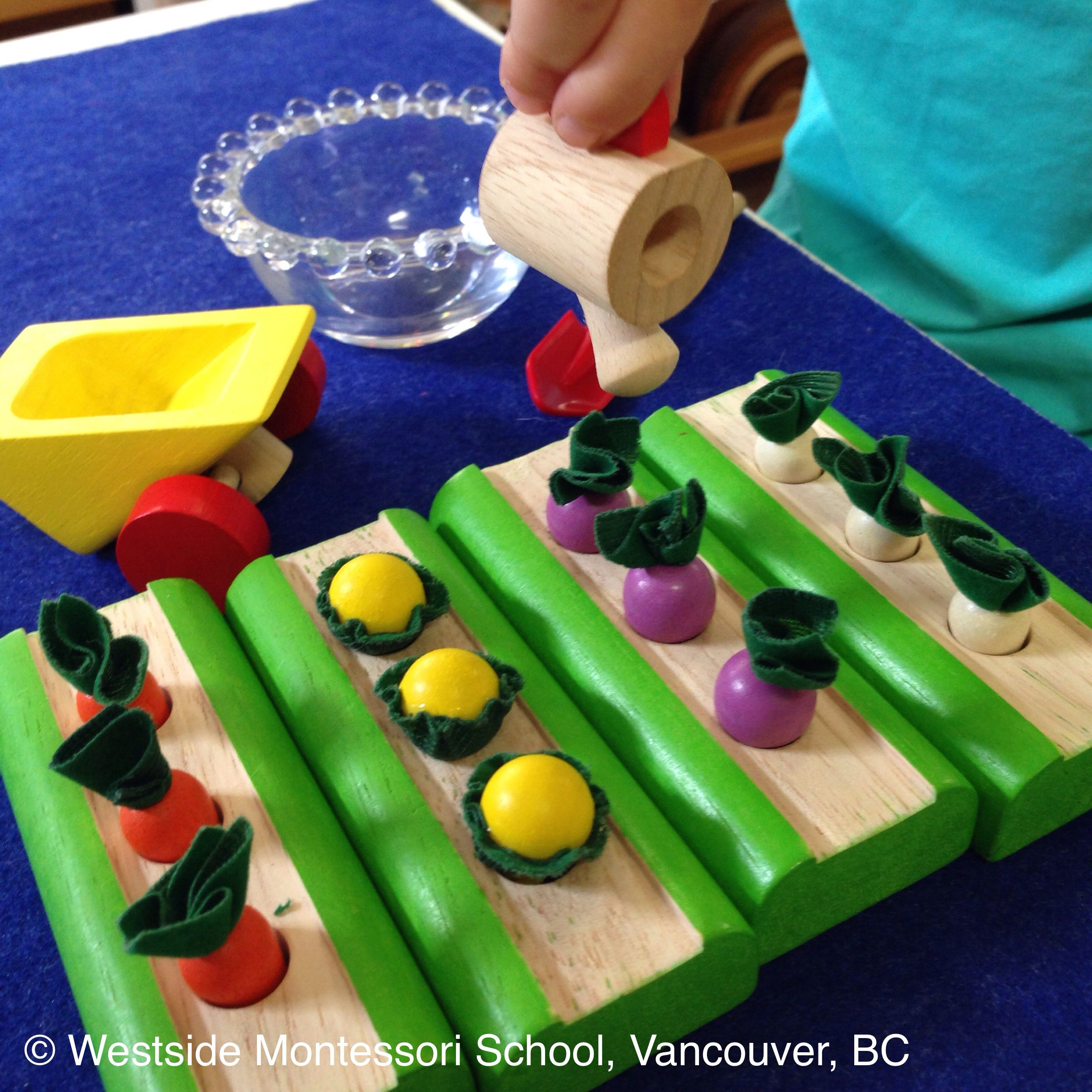 How does your garden grow Wooden gardening set from Plan Toys This – Plan Toys Vegetable Garden