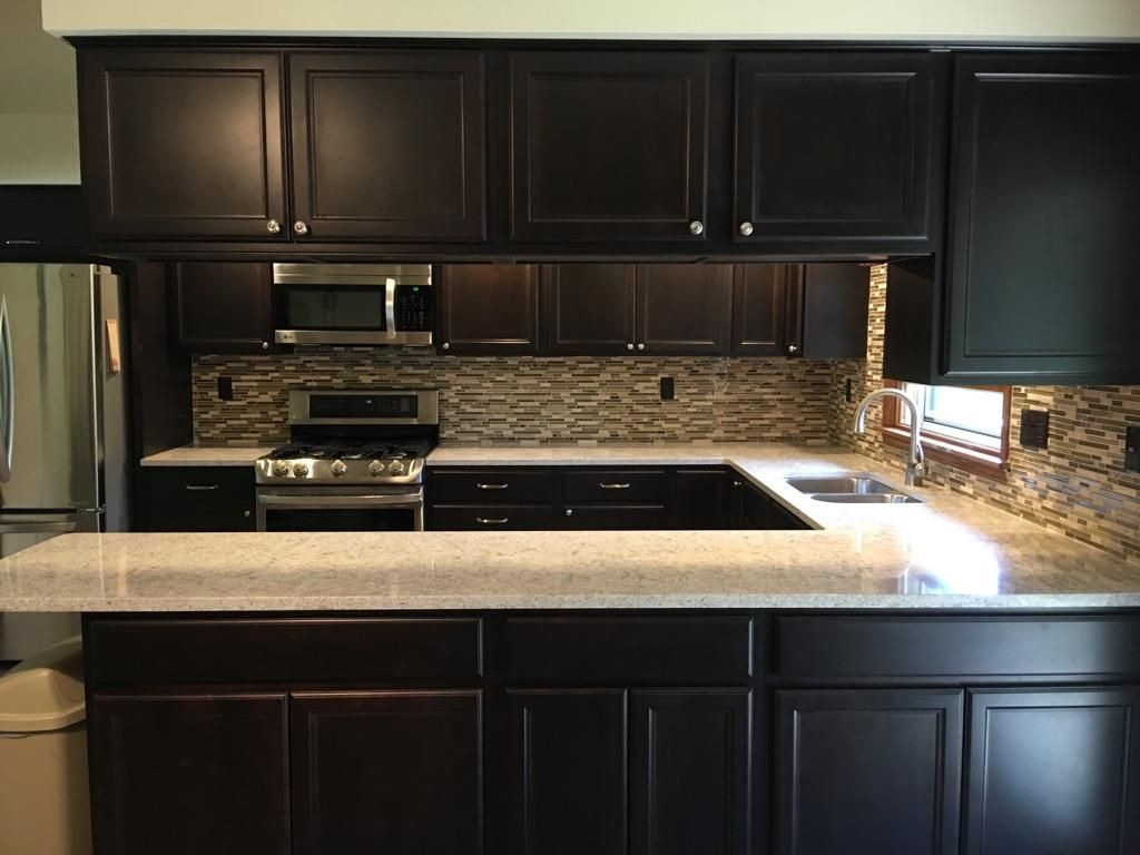Newman Job By Our Kitchen Specialist Casey Chamness Krivak A Beautiful Kitchen Remodel Usin Beautiful Kitchens Undermount Stainless Steel Sink Kitchen Remodel