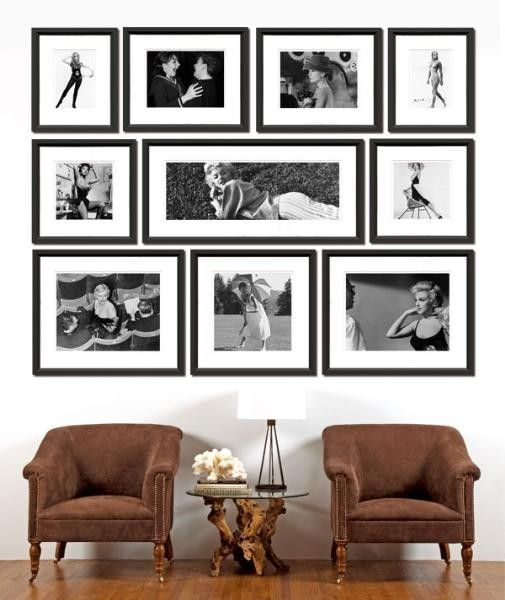 Celebrity archive collection of black and white framed prints free shipping from www wellappointedhouse com homedecor decorate wallart wallbrackets