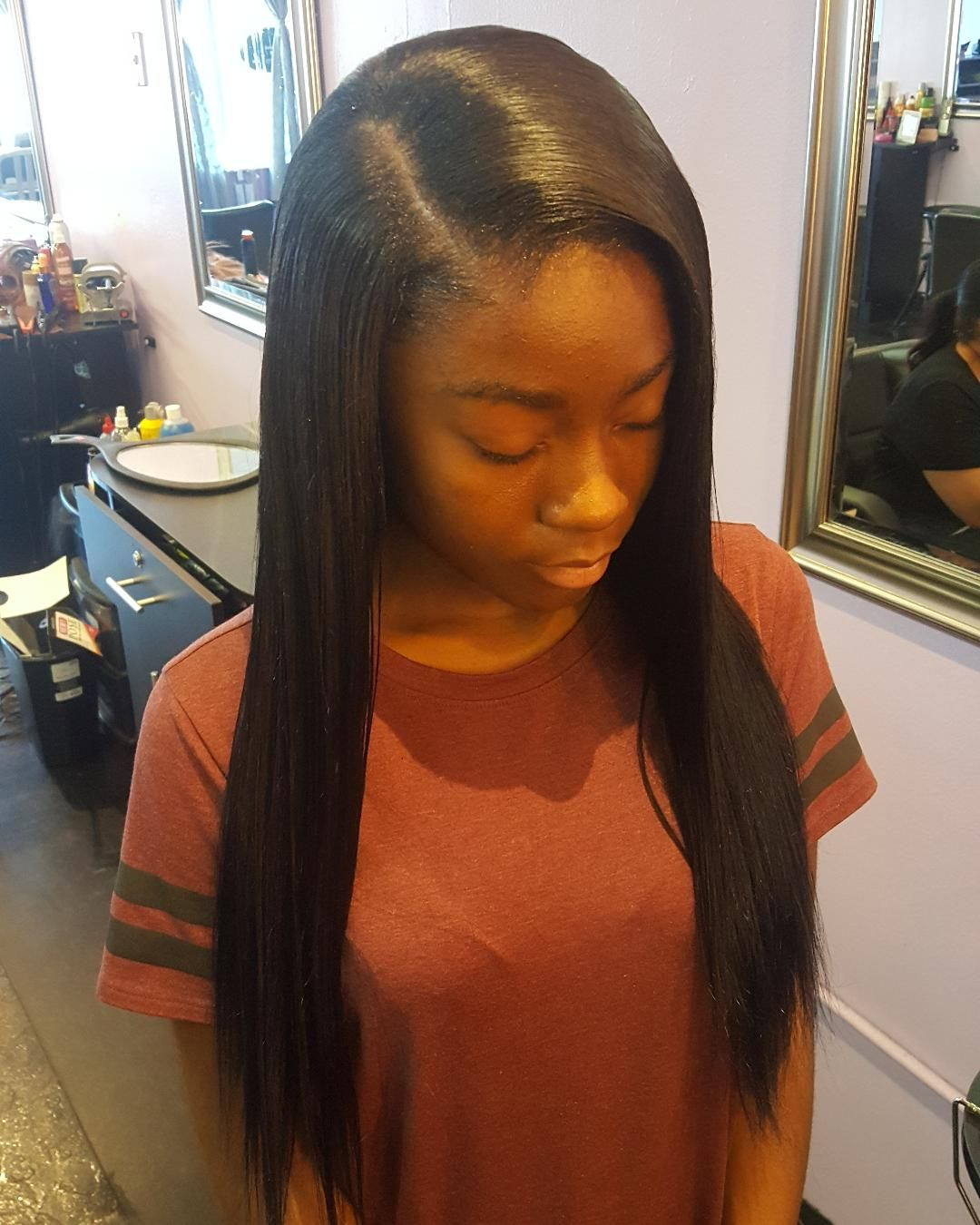Pin On Ms Judith Sew Ins Of Chicago Sew In Weaves Salon