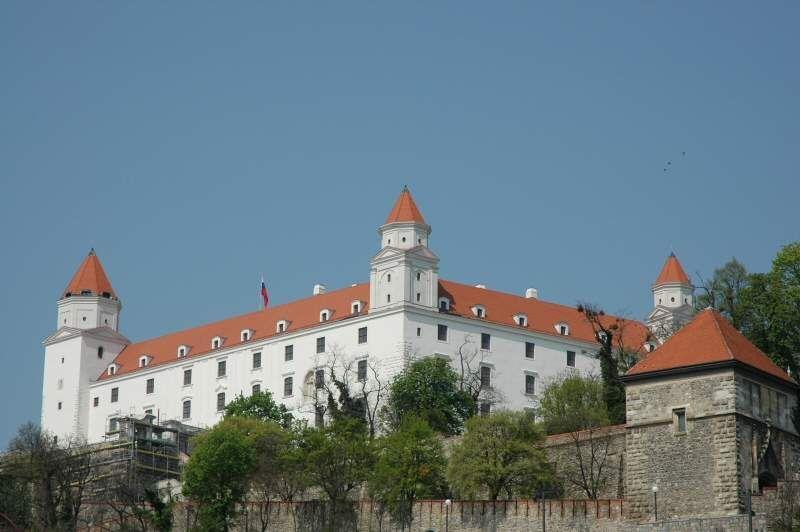 Palace of Bratislava, Slovakia