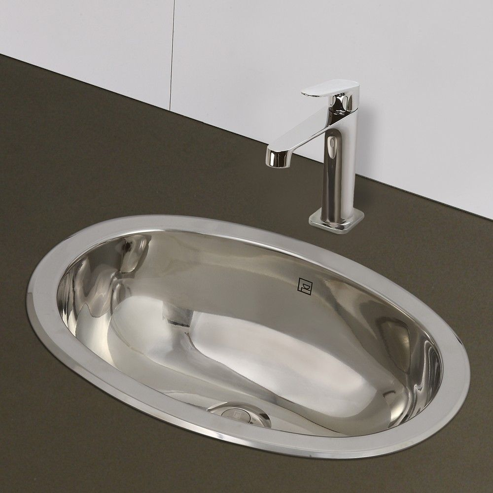 1210 Simply Stainless Vanity Sink 177 165 Stainless