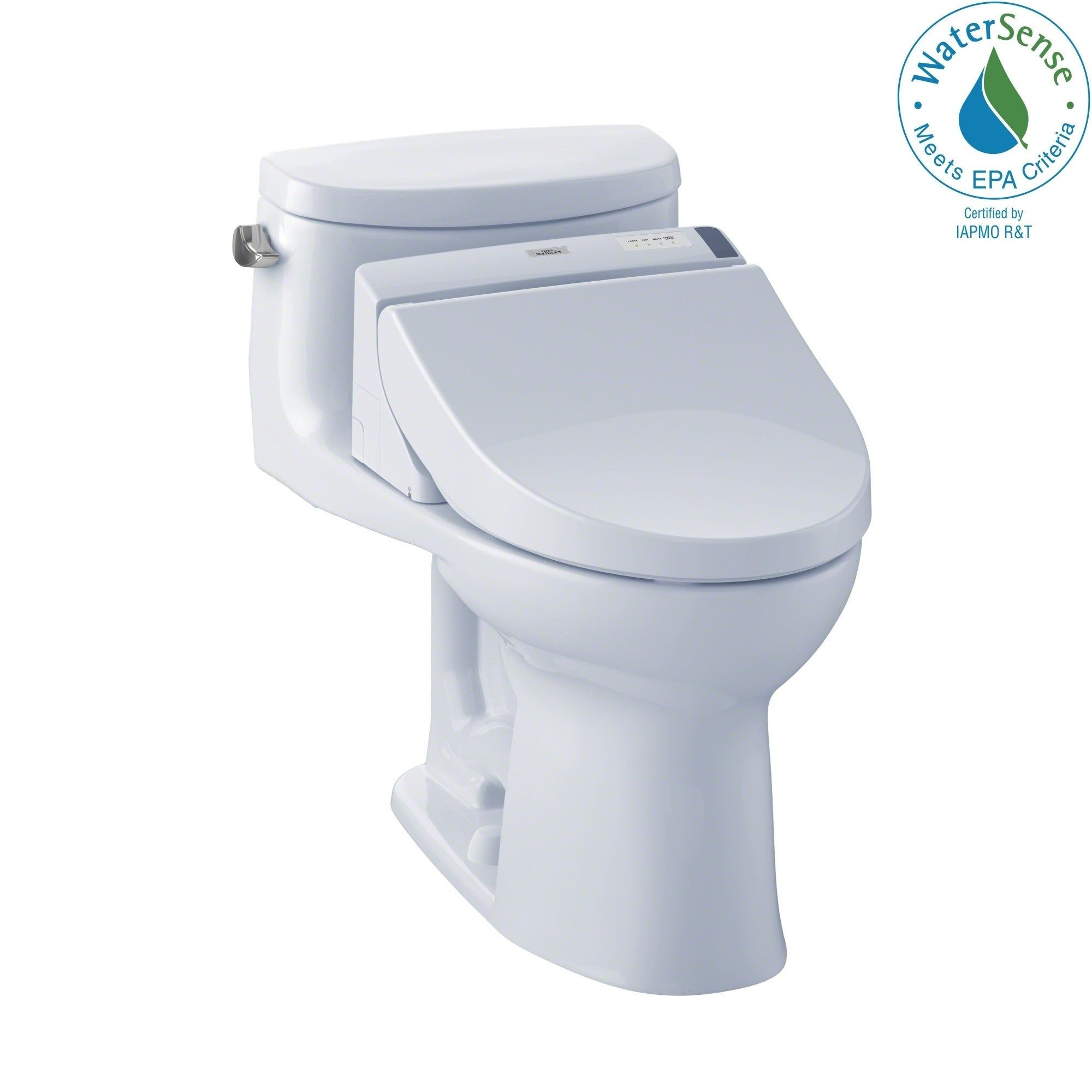 Toto Washlet Kit Supreme Ii One Piece Elongated 1 28 Gpf Toilet