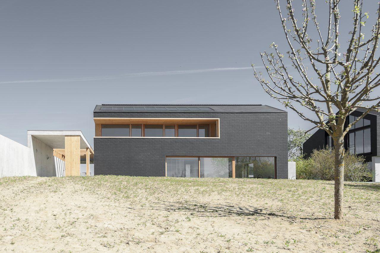 Detail Eternit Mehr Als Ein Dach Architecture In 2019 House