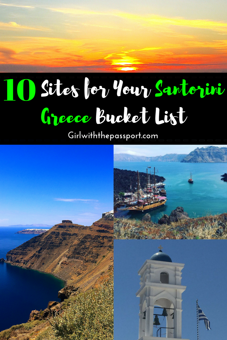 Things To Do In Santorini Greece Or What Santorini Sites - 10 things to see and do on your trip to santorini greece