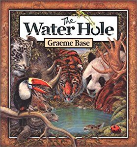 The Water Hole book by Graeme Base